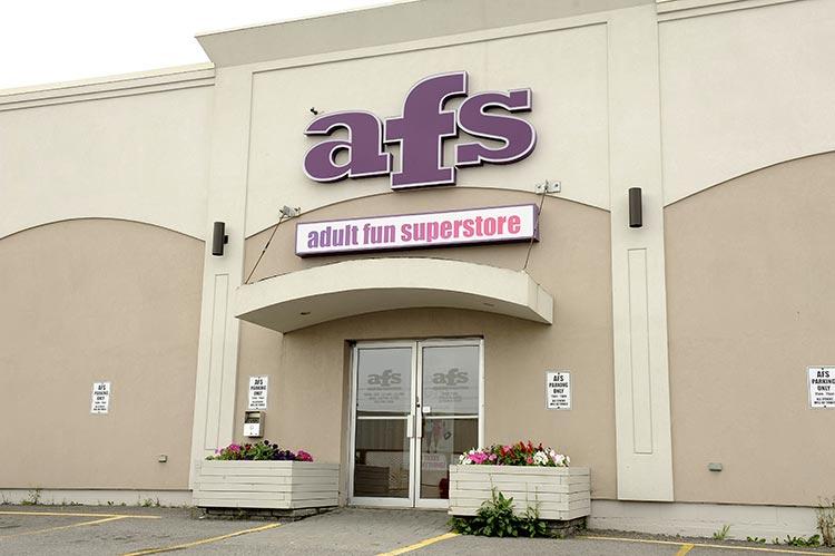 613-741-7200: Adult Fun Superstore Ottawa, ON, 1565 St